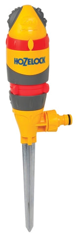 Hozelock Aquastorm Pro 360 2-in-1 Spike Sprinkler