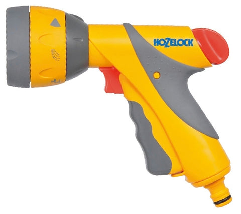 HOZELOCK MULTI SPRAY PLUS GUN & 2185 WATERSTOP