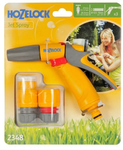 Hozelock Jet Spray and Fittings Set