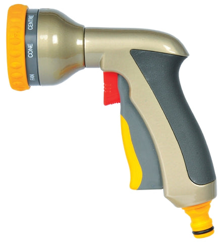 Hozelock Multi Spray Metal Gun Plus