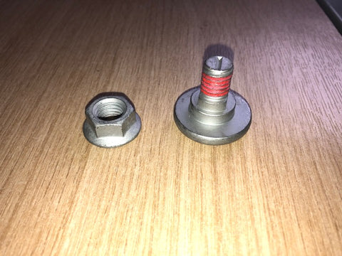 BLADE BOLT AND NUT TO SUIT MALONE Procut 3000 MP, Trailed 2600 & 3000