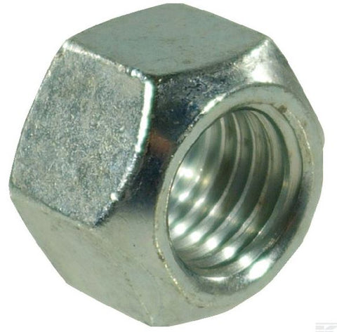 Hexagon locknut DIN980 M8x1.25 steel zinc-plated Class 8