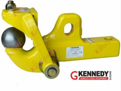 Dromone BALL HITCH 60X70 1 HOLE New Holland