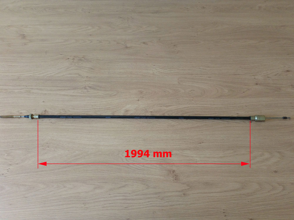 Brake Cable 1994 Outer Measurement 1994MM