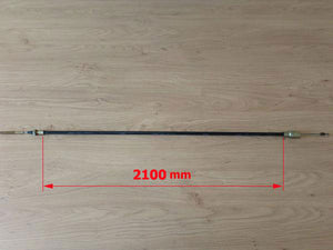 Brake Cable Outer Measurement 2100 MM