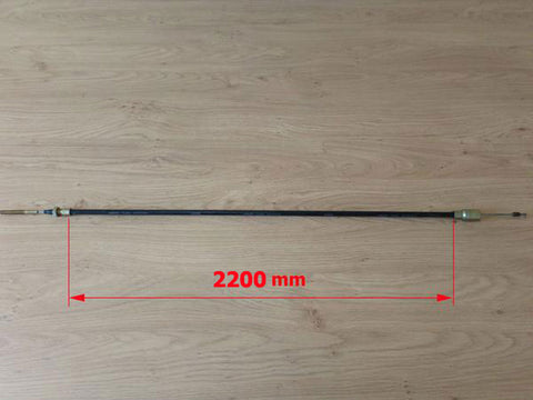 Brake Cable Outer Measurement 2200 MM