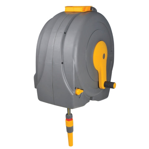 HOZELOCK 40m 1/2in WALL MOUNTED FAST REEL