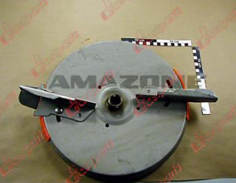 SPREADING DISC CPL. W/VANES (RH) ON ZA-X