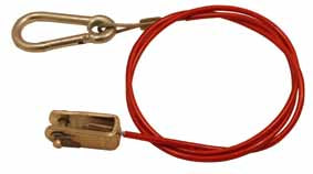 Break Away Cable With Clevis End