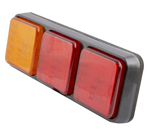 LED 3 Function 3 POD Rear Tail Lamp
