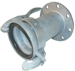 "Perrot Female coupling 4"" + Round Flange"