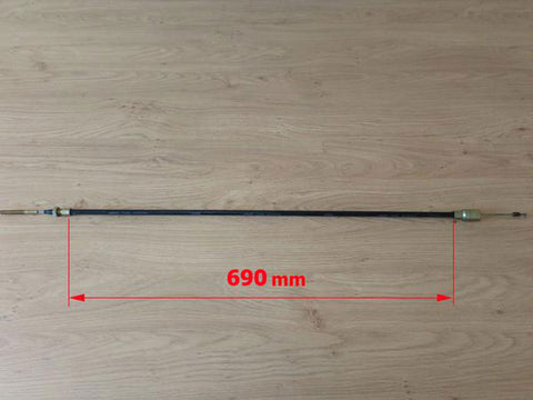 Brake Cable 690MM Outer Measurement