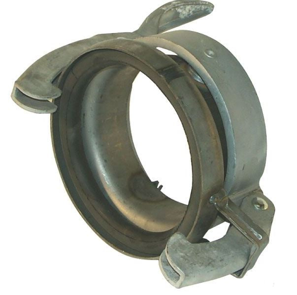 "Perrot Female 4"" weld on coupling"
