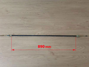 Brake Cable 890MM Outer Measurement