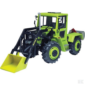 MB-trac turbo 900 with Front loader Scale 1/32