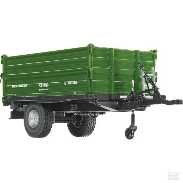 Brantner E6035 Tipping trailer Scale 1/32