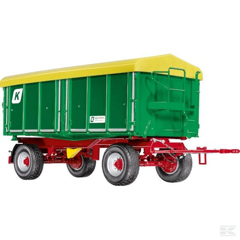 Kröger HDK302 Tipping trailer Scale 1/32