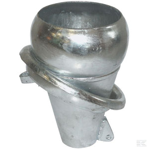 "6"" Male Cone Italian Fitting to Suit Star Tanker"