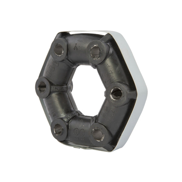 COUPLING RUBBER 6-HOLE VICON
