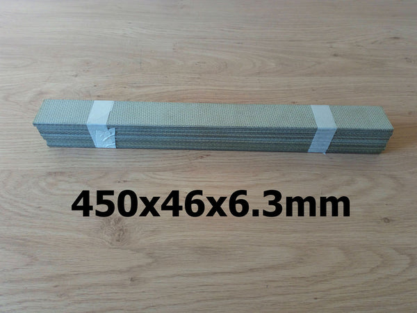 8000L Battioni Pump Vanes (Set Of 7)