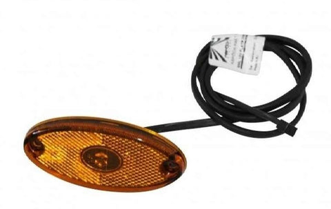 Nugent Oval LED Side Marker Light