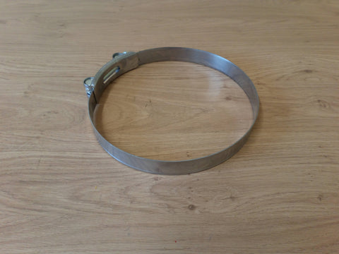 "214 - 226 Clamp To Suit 8"" Rubber Coupling"