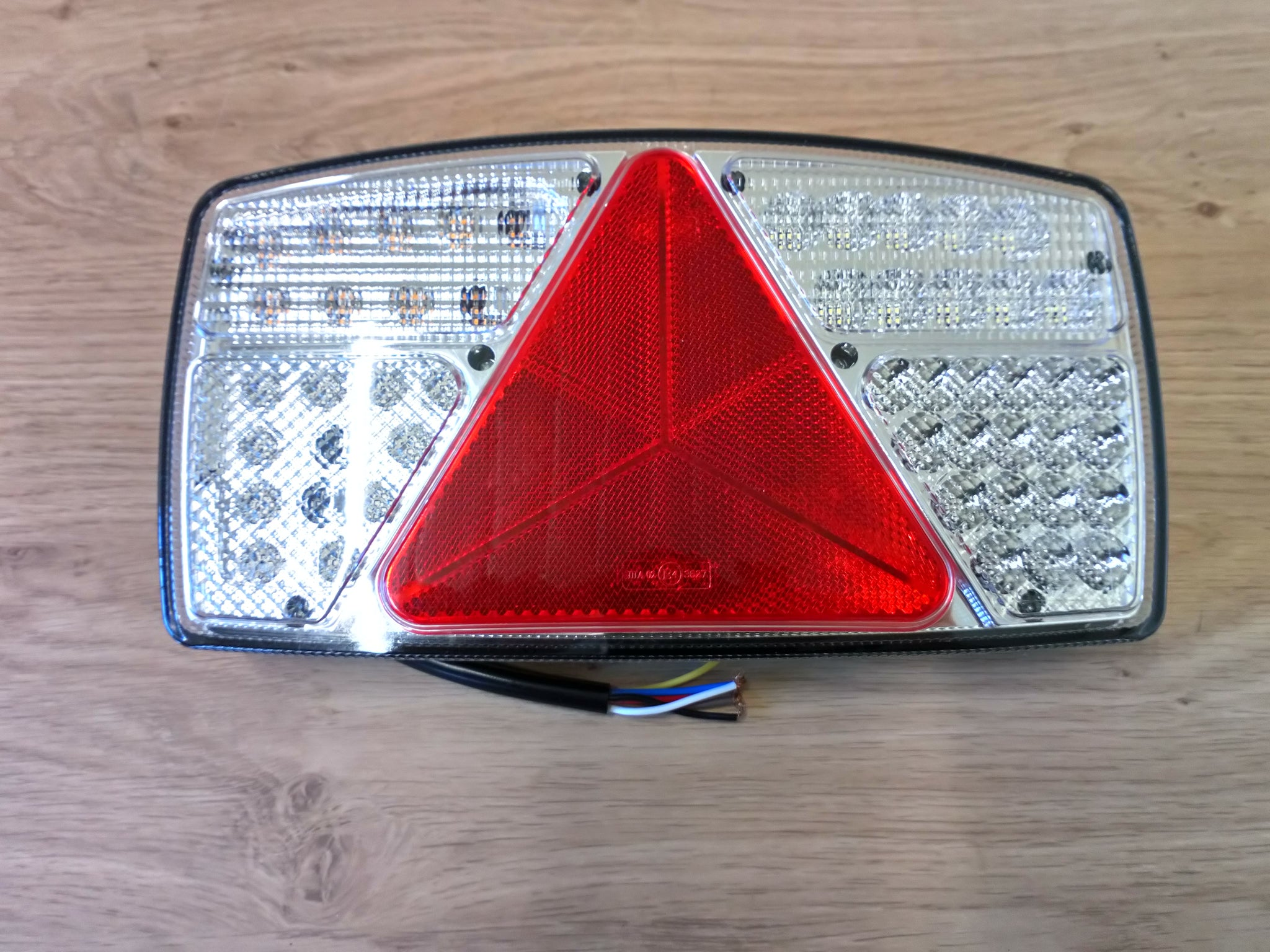 Nugent LED Tail Lamp Left Side