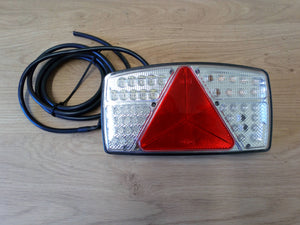 Nugent LED Tail Lamp Right Side With Cable