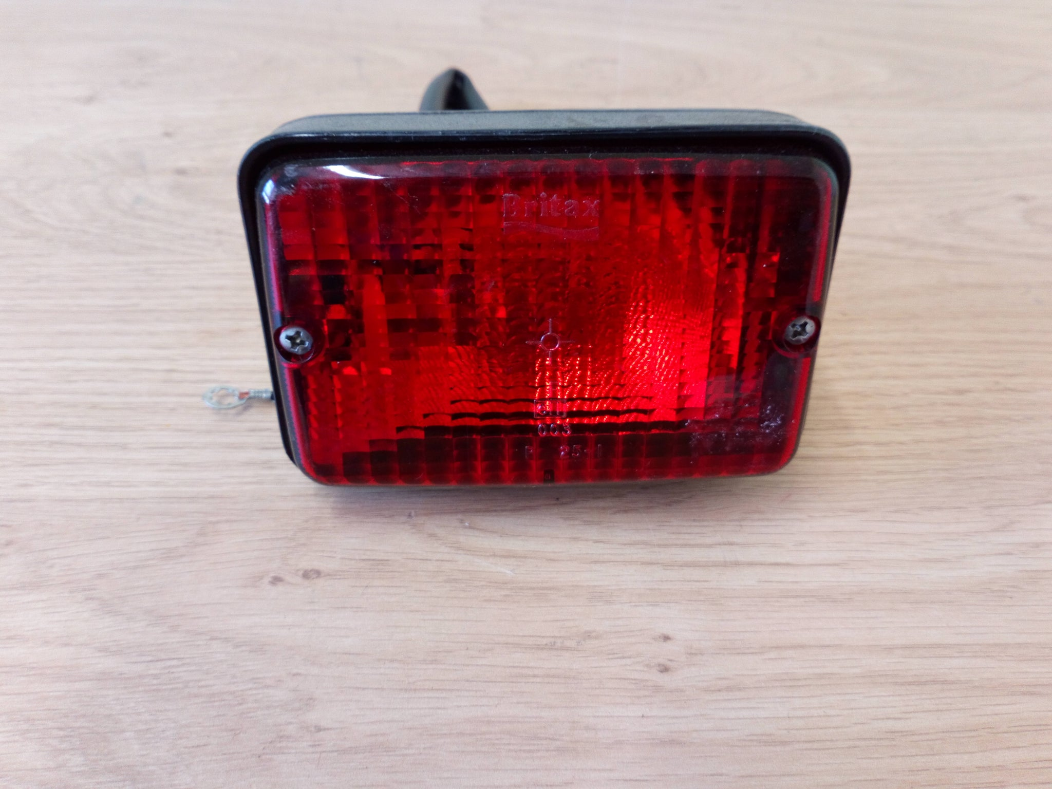 Ifor Williams Fog Lamp