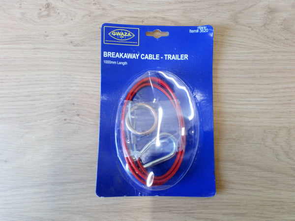 Break Away Cable With Ring End