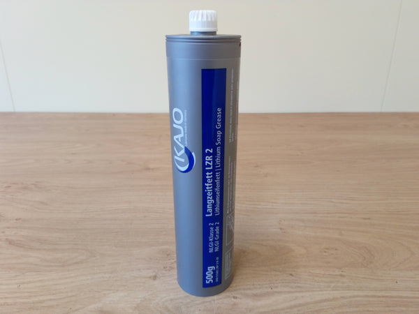 Kajo 500g Lithium Soap Grease (Screw in)