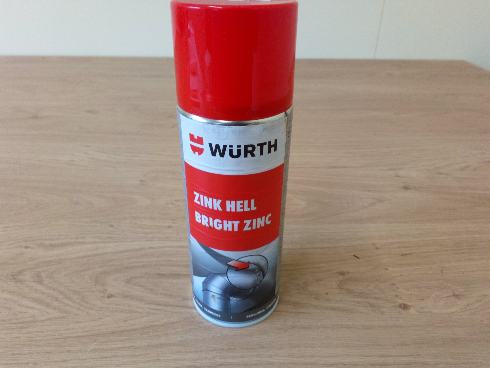 Wurth Zinc spray 400ml