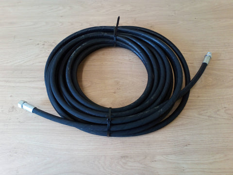 10 M Of 3/8 Hose With 3/8 Straight BSP Female / 3/8 Male BSP