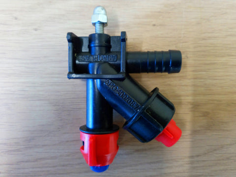 Jarmet New Type Complete End Nozzle