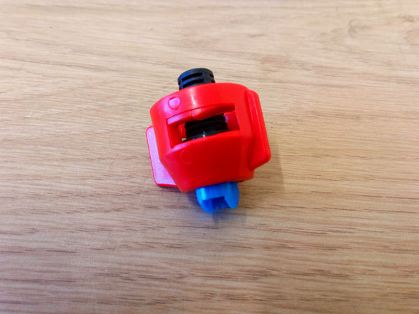 Nozzle Cap Complete With Blue Tip, O Ring And Filter