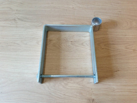 "7 1/4"" Top Corner Gate Hanger"