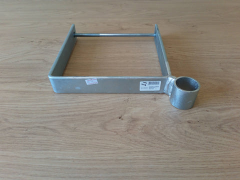 "8 1/4"" Bottom Corner Gate Hanger"