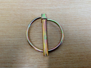 1/4 Inch (6mm) Linch Pin