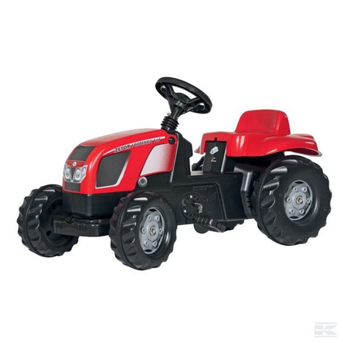 RollyKid Zetor Ride On Tractor