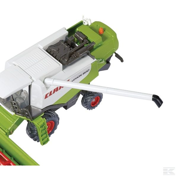Claas Lexion 600 Combine harvester Scale Model 1/32