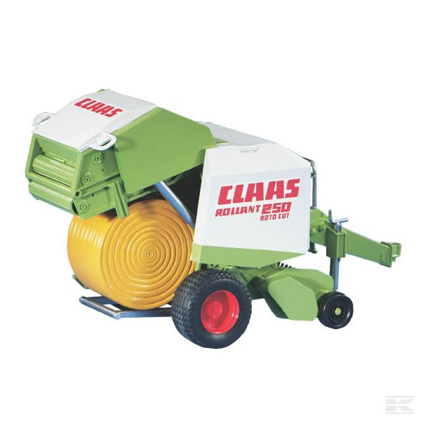 Class Round Baler Scale Model