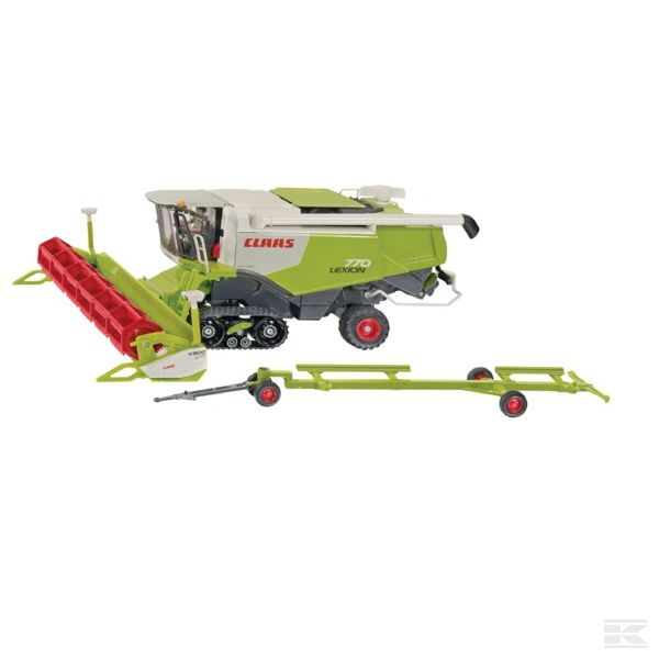 Claas Lexion 770 Combine harvester Scale 1/32