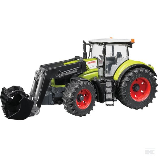 Claas Axion 950 with front loader Scale Model 1/16