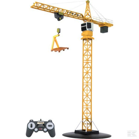 Remote Control Turning Tower Crane Liebherr