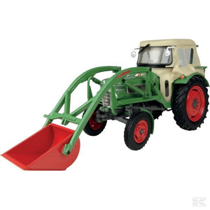 Fendt Farmer with front loader Scale 1/32