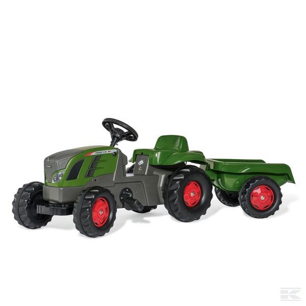 Rollykid Fendt Vario 516 Ride On Tractor