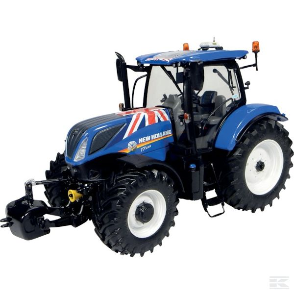 "New Holland T7.225 ""UK Flag Edition"" Scale 1/32"