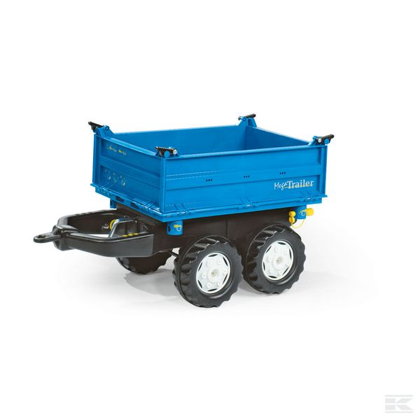 Mega trailer Ford Blue
