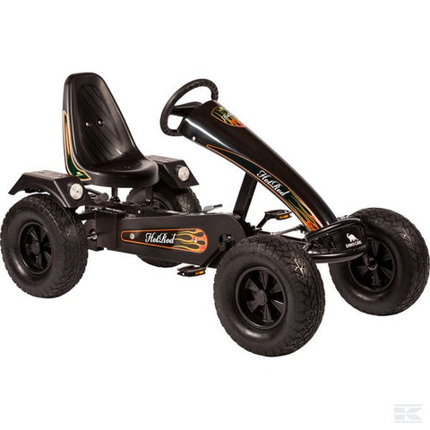 Hot Rod BF1 go-kart, black
