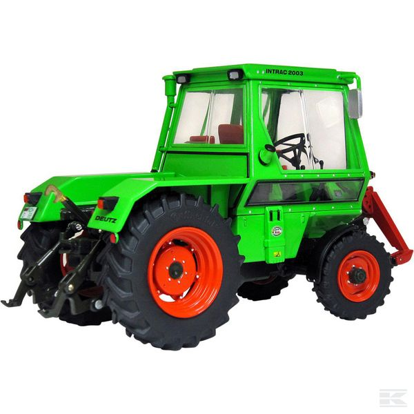 DEUTZ-FAHR Intrac 2003 A Scale 1/32